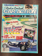 Radio Control Car Action magazine RCCA February 1989 RC vintage