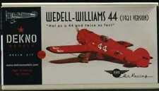 Dekno Models 1/72 WEDELL WILLIAMS 44 Air Racer 1931 Version