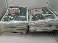 Heritage Lace Vintage Curtains Lot Of 22 Free Shipping Please Read Description