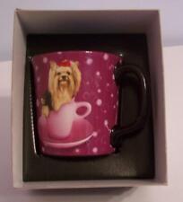 """Yorkshire Terrier"" Dog-Keith Kimberlin- Cup/Mug-The Encore Group"