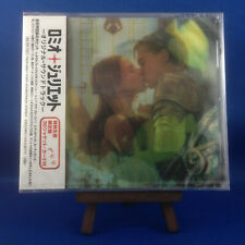 RADIOHEAD/OST: Romeo + Juliet (1998 JAPAN Lim'd Edition 3D Cover TOCP-50607 NEW)