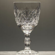 Britain Drinkware/Stemware Contemporary Original Crystal & Cut Glass