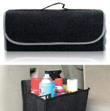 Multipurpose High quality felt Cargo Trunk Organizer Car SUV Storage Console Bag