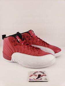 Nike Air Jordan 12 Retro Gym Red (130690-600) Size 10.5