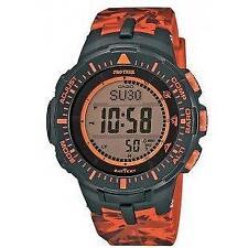 Casio Pro Trek Prg-300cm-4e Mens Quartz Watch