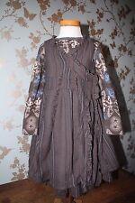 Jottum SANDRIEN dress/jurk/robe/Kleid size 104/110- 4/5 yrs autum good condition