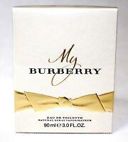 "Burberry ""My Burberry"" 90 ml Eau de Toilette EDT Spray"