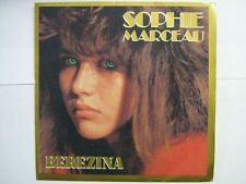 SOPHIE MARCEAU 45 TOURS FRANCE BEREZINA