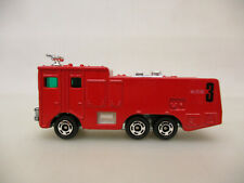 X-09448Tomica Tokyu Chemical Fire Engine, 1/130, sehr guter Zustand