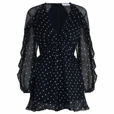 ZIMMERMANN MOST WANTED ADORN ROMPER PLAYSUIT Size 1