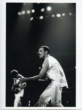 Queen Freddie Mercury Iconic Vintage London Concert 6x8 Photo & Negative