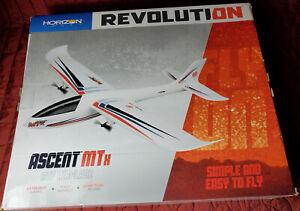 Revolution Horizon Ascent MTX RTF Airplane Stickers Plane MISSING REMOTE CONTROL