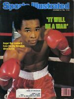 1980 (11/24) Sports Illustrated Boxing magazine Sugar Ray Leonard