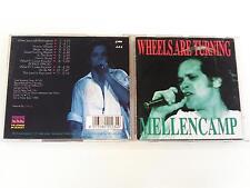 JOHN COUGAR MELLENCAMP WHEELS ARE TURNING CD