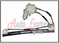 NEW WINDOW REGULATOR FITS BMW E39 5 SERIES REAR LEFT W/ MOTOR