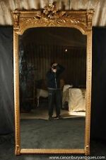 Glass Louis XV/Neoclassical Antique Mirrors