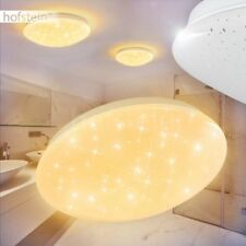 LED Bad Decken Lampen Design Sternenhimmel Flur Wohn Schlaf Bade Zimmer Leuchten