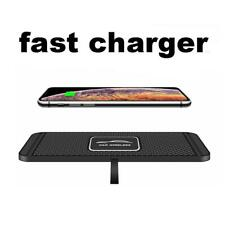 QI Wireless Car Charger Fast Charging Pad Mat For iPhone Samsung Universal C1 Ne