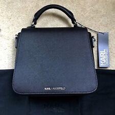 KARL LAGERFELD Black Crossbody/Shoulder/Handbag. Brand New, RRP £265