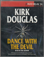Kirk Douglas Dance With The Devil 2 Cassette Audio Book Hollywood Thriller