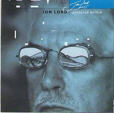 JON LORD PICTURED WITHIN (ex. Deep Purple) СD Jewel Case+GIFT Contemporary Blues