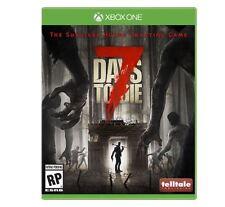 7 Days to Die (Microsoft Xbox One, 2016)