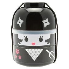 1pc Japanese Kokeshi Ninja Girl Bento box for Made In Japan #280-227