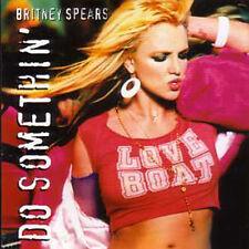 ★☆★ CD Single Britney SPEARS Do somethin' 2-track CARDSLEEVE  ★☆★