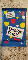 NEW Cards Against Humanity Design People Pack Card Game Expansion Design Pack