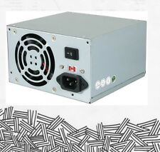 750W Gaming SMART Silent 80mm Cooling Fan ATX 12V Computer Power Supply PC PSU