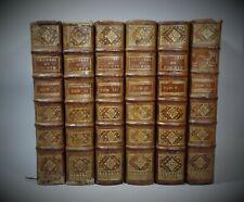 [DROIT] Oeuvres de Feu Mr COCHIN, ECUYER, AVOCAT AU PARLEMENT 1751 In-4° 6/6 vol