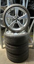 4 Orig Audi Winter Wheels Rotor 235/35 R19 A3 S3 8V 8V0601025ES 5665