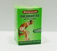 Baidyanath Rheumartho 50 Tablets For Arthritis,Joint Pains Free shipping