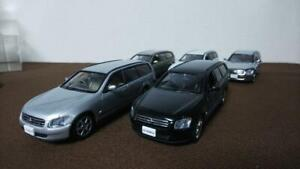 Kyosho J Collection Nissan Stagea Set of 5