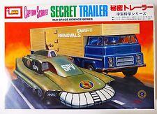 Imai Captain Scarlet Secret Trailer and SPV Model kit B-1868-200 BNIB from Japan