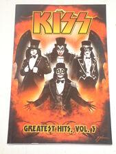 KISS GREATEST HITS VOL 3 IDW PUBLISHING GRAPHIC NOVEL 9781613775639 <