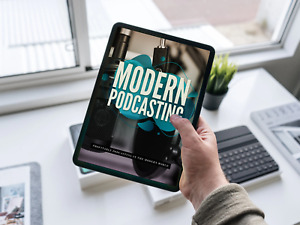 Learn How to Profit from Podcasts with Modern Podcasting Videos on CD-Rom + D/L