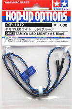 Tamiya 54012 Azul LED Luz LED 5mm Azul modelismo