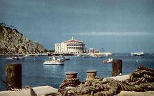 USA-California-Avalon-the only city on the Catalina Island-Casinò