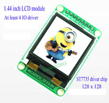 "New 1.44"" inch Serial 128x128 SPI Full Color TFT LCD Display Module replace OLED"