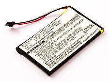 Battery for NAVIGON 70 Premium 3,7V 1200mAh/4,4wh Li-Polymer