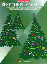"""""""THE BEST CHRISTMAS MUSIC"""" BIG-NOTE PIANO/KEYBOARD MUSIC BOOK BRAND NEW ON SALE!"""