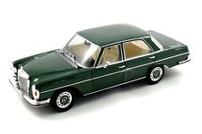 NOREV 1968 MERCEDES BENZ 280 SE SEDAN (W108) Green 1:18 *New Item*