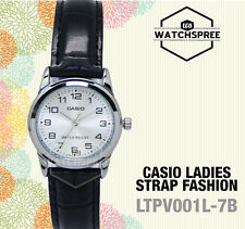 Casio Ladies' Standard Analog Watch LTPV001L-7B LTP-V001L-7B