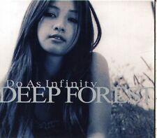 Do As Infinity - DEEP FOREST - Japan BOX CD - J-POP - 11Tracks