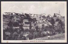 ALESSANDRIA CASSINELLE 03 Frazione BANDITA Cartolina viaggiata 1944