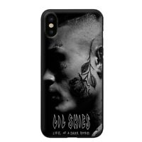 Lil Skies Hip Hop Rap Case cover iPhone 5 6 6S 7 8 + plus X XR XS 11 Pro Max SE2