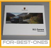 NEU Porsche Carrera / Carrera S 991 991.1 Betriebsanleitung Bedienungsanleitung