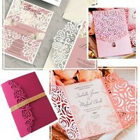 DIY Wedding Invitation Card Craft Lace Metal Cutting Dies For Embossing Machine