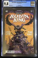 Dark Nights Death Metal Robin King # 1 CGC 9.8 DC 2020